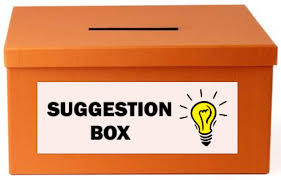 suggestions-box