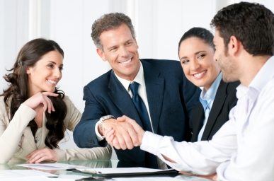 Business Englisch foto